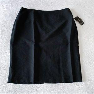 Alfani Black Pencil Skirt